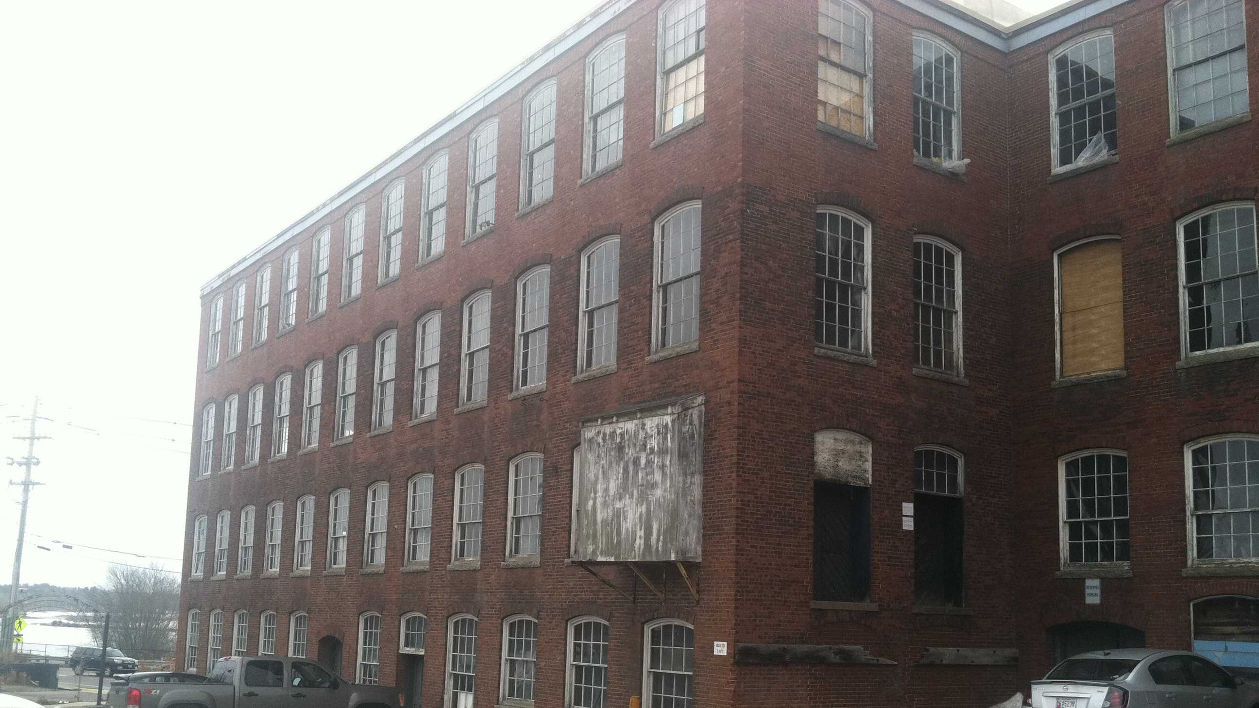 Old Biddeford mill to house new boutique hotel
