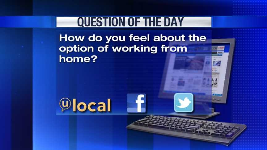 Question of the Day 3-8-13