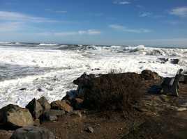 Waves in Ogunquit