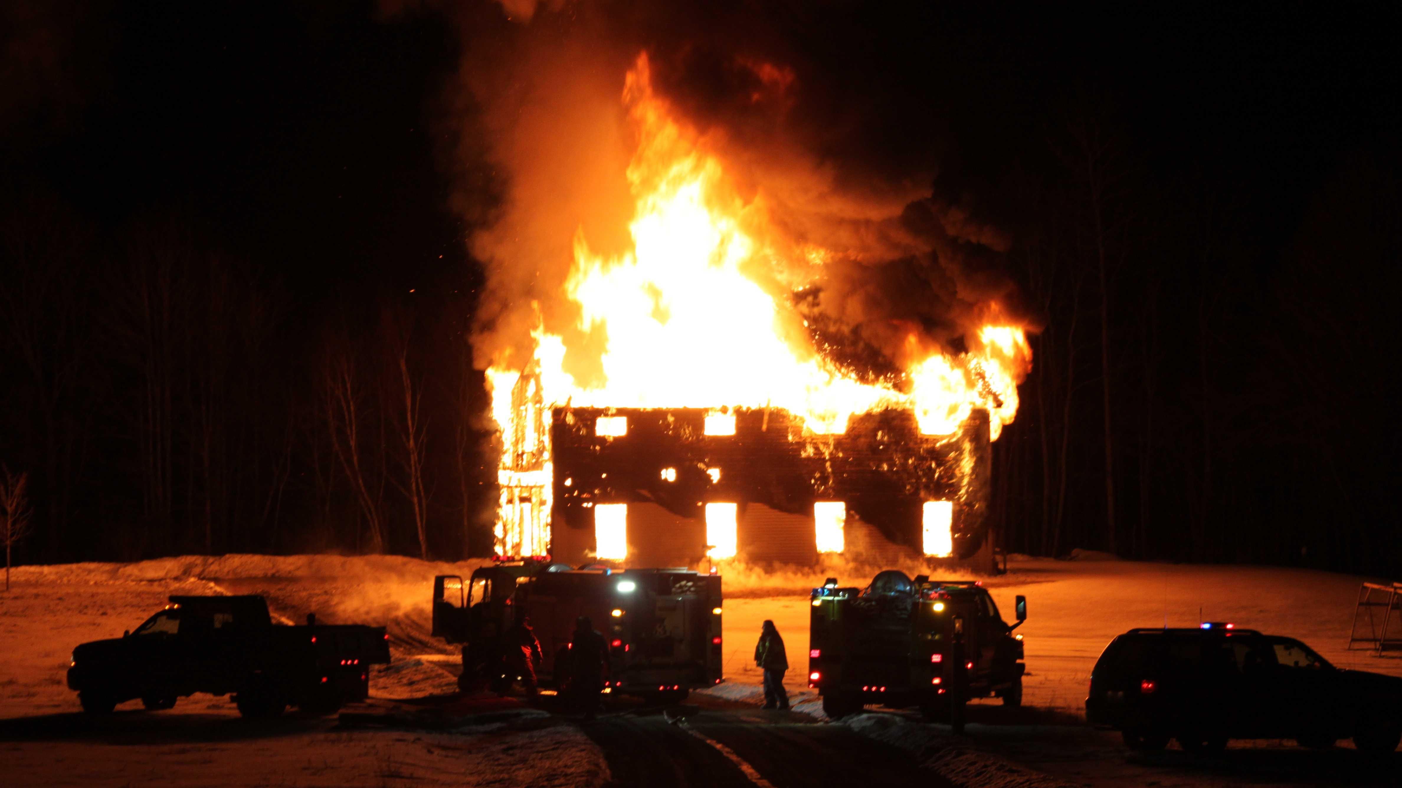 Mt. Vernon Fire