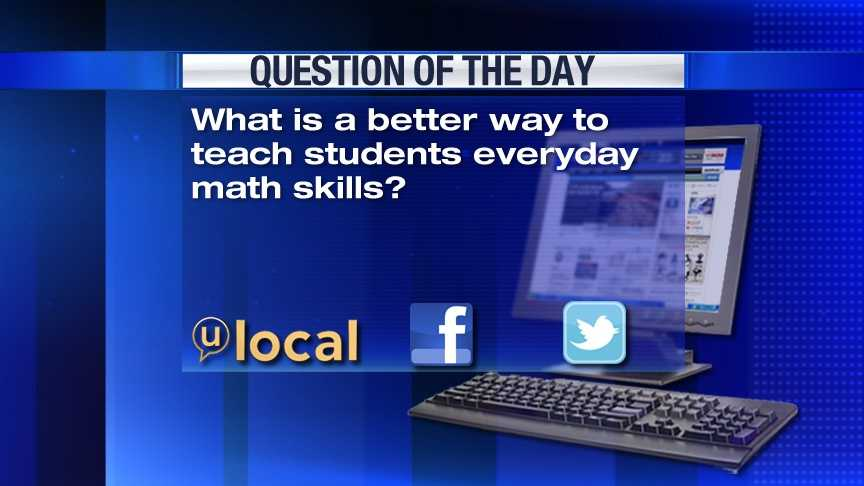 Question of the Day 3-26-13
