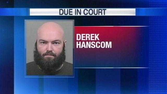 A teacher at the Westbrook Regional Vocational School is due in court this morning to enter a plea. Derek Hanscom is accused of sexually assaulting a minor. News 8's Norm Karkos has more on the case.