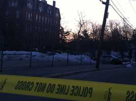 Public Safety spokesman Steve McCausland said the call came in from Birch Street around 1 a.m.