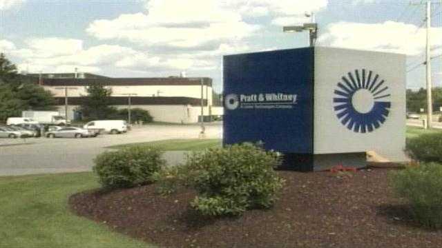16: Pratt & Whitney in North Berwick employs 1,001-1,500 people.