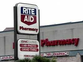 20: Rite Aid employs 1,001-1,500 people in Maine.