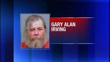 Gary Alan Irving is a convicted rapist from Massachusetts who was arrested in Maine after 35 years on the run, according to police.