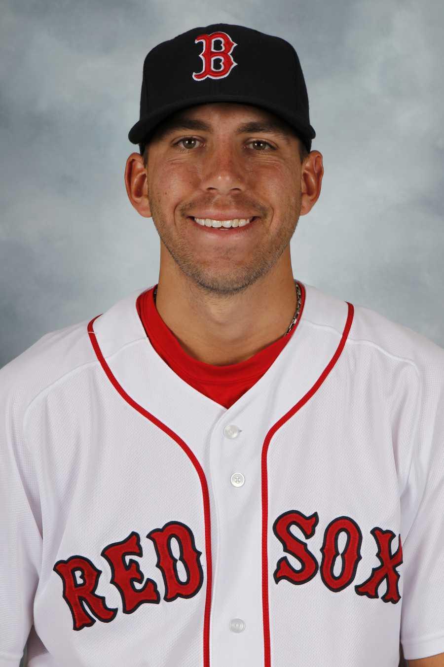 No. 35 Matt Barnes: Pitcher, 22, Bethel, CT