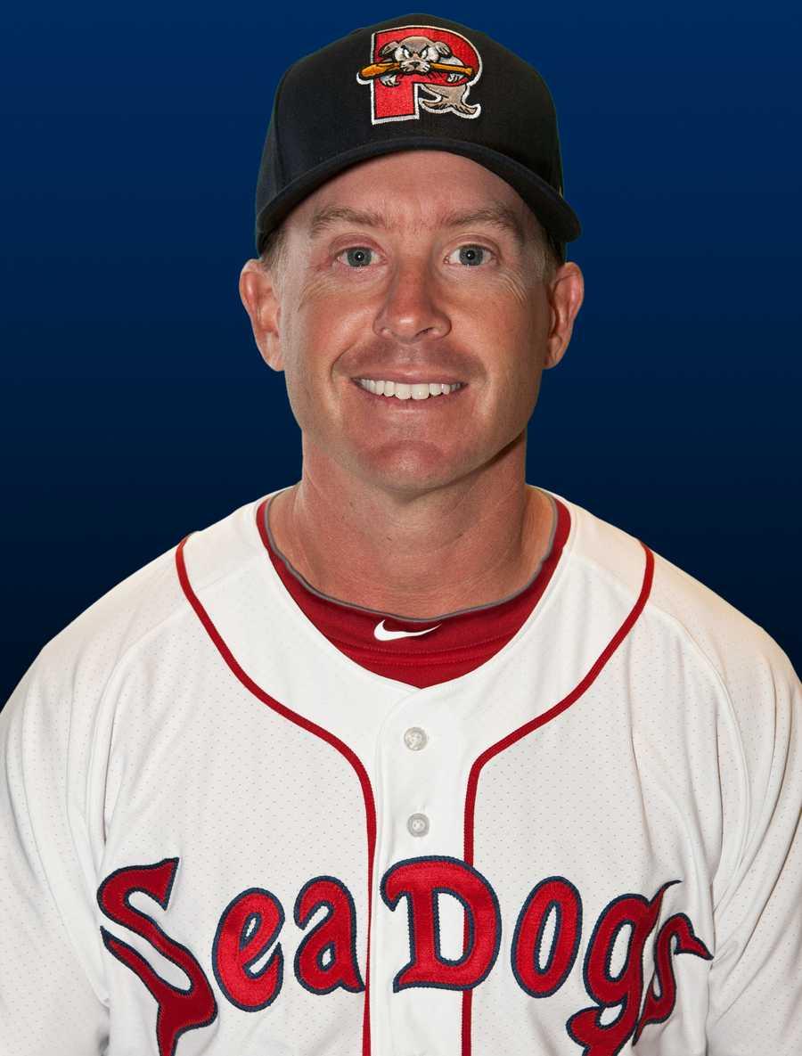 No. 19 Kevin Boles: Manager
