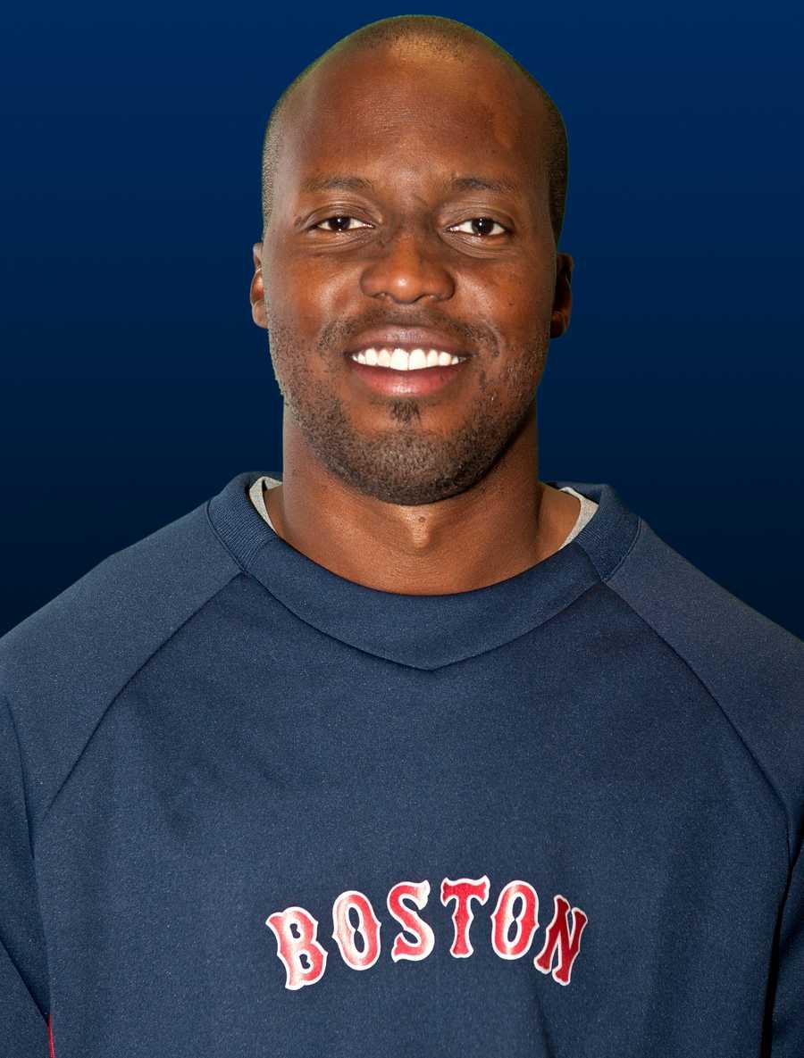 Brandon Henry: Athletic Trainer