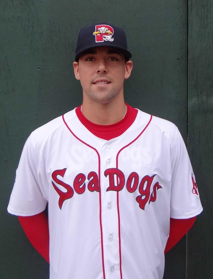 No. 43 Anthony Ranaudo, Pitcher, 23, Jackson, NJ