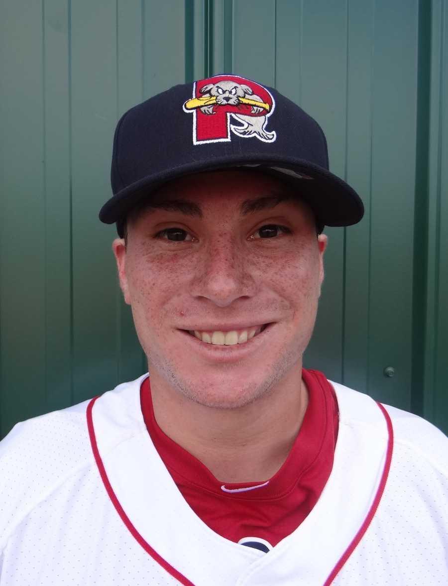 No. 33 Christian Vazquez: Catcher, 22, San Juan, PR