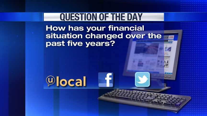 Question of the Day 4-3-13