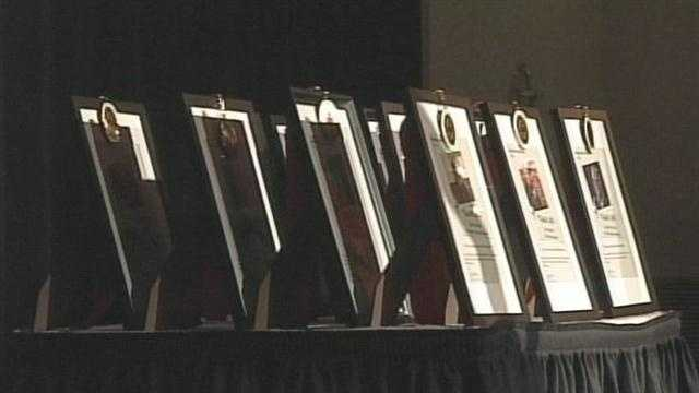 Red Cross honors 'Real Hereoes'