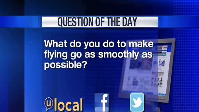 Question of the Day 4-9-13