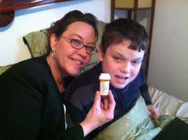 A Windham mother says medical marijuana has improved the life of her 12-year-old son, who is autistic.