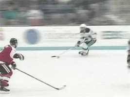 The team returned to the NCAA tournament in 2004-05 despite a slow start but lost Minnesota on their home ice 1-0 in overtime.