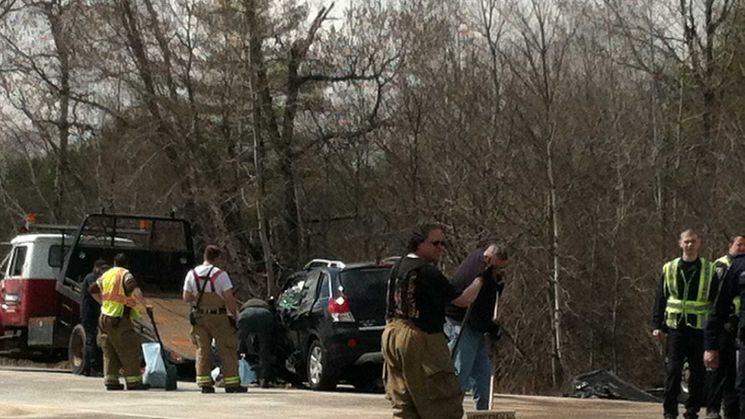 Berwick Rt. 4 crash