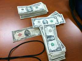 Police also seized money from Knight.