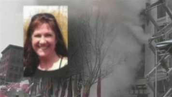Dan Engelhardt said her sister suffered a severe leg injury in the blast.