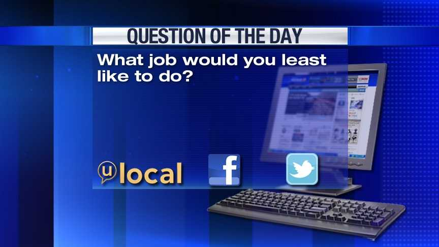 Question of the Day 4-24-13