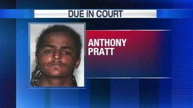 The New York man charged with killing a woman here in Maine and leaving her body in a Portland motel parking lot is expected to be in court this morning. Anthony Pratt was arrested in New York City earlier this month. News 8's Thema Ponton has a closer look at this case.