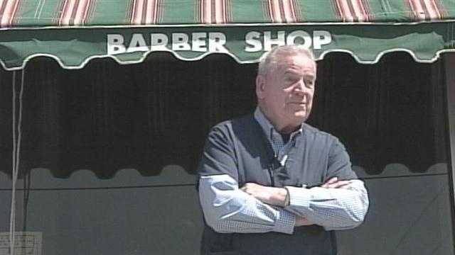 Auburn barber retires after 50 years with the clippers
