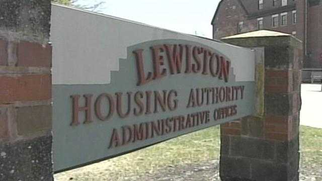 The Lewiston fire victims who've been staying at the high school will move over to the Lewiston Colisee today, and a housing fair will be held to help those victims find permanent homes. WMTW News 8's Thema Ponton has the details.