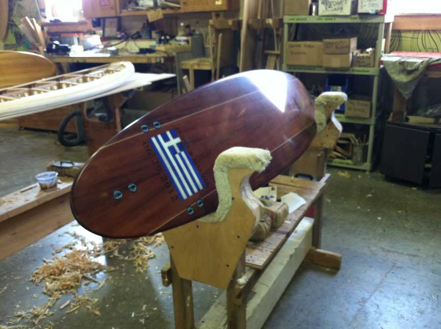 While most of them cost between $1,600 and $2,200, they have built some high end custom boards for as much as $7,000.