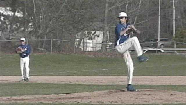 Fortier started the season with back to back no-hitters