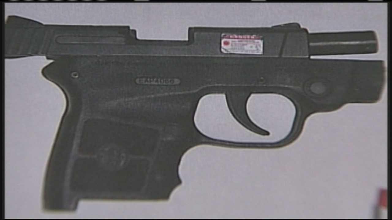 Police: 4-year-old brings loaded gun to preschool