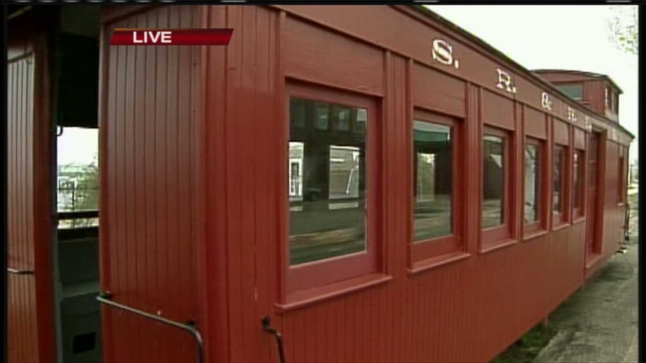 If you have a love for trains, the Maine Narrow Gauge Railroad Museum is the place to be Saturday. The museum is taking part in a nationwide celebration as part of National Train Day. WMTW News 8's Katie Thompson is in Portland with more.