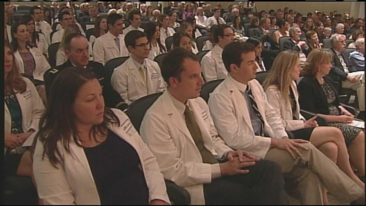 New medical school program graduates its first class