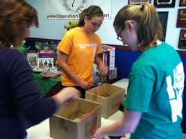 Operation Tribute is an all-volunteer organization.