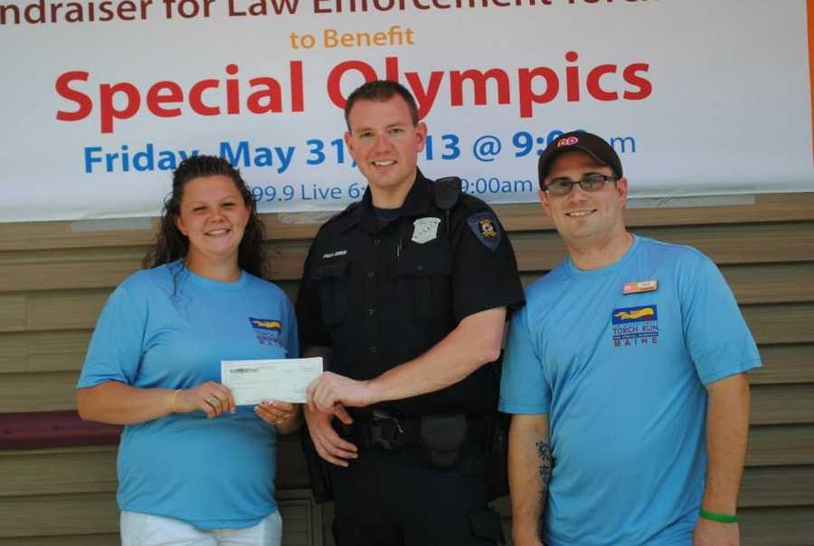 The event raised $2,150, topping last year's total of $1,200.