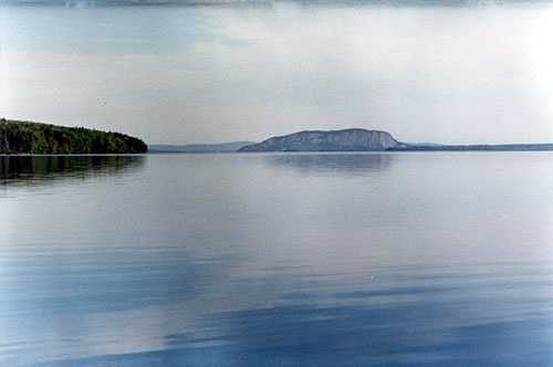 """17. According to an 1873 book titled """"Camping Out"""" by C.A. Stevens, Maine's first recorded Sasquatch sightings took place not far from what is now Lily Bay State Park."""