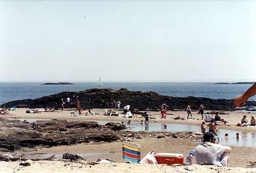 1. Established in 1949, Reid State Park in Georgetown was Maine's first ocean beach park.