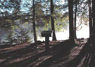 3. Bible Point State Historic Site was a favorite camping spot of Theodore Roosevelt.