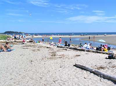 """6. Popham Beach provided much of the backdrop for the 1999 hit move """"Message In A Bottle,"""" starring Paul Newman and Kevin Costner."""