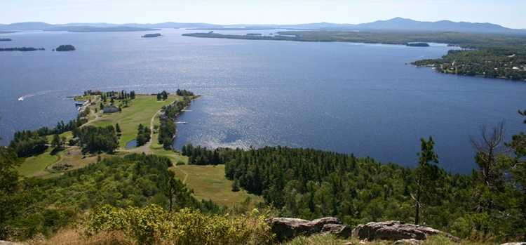 7. Maine's Bureau of Parks and Lands manages 1.3 million acres of land, an area greater in size than the state of Rhode Island.