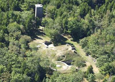12. The English first attempted to colonize New England at what is now Fort Baldwin State Historic Site.