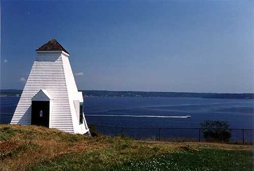 14. The Original burial site of General Samuel Waldo, for whom Waldo County is named, is found at Fort Point State Park.
