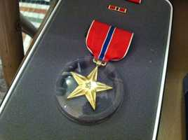 For his bravery and valor, Lucero was awarded two Bronze Stars, a Purple Heart and several other citations.