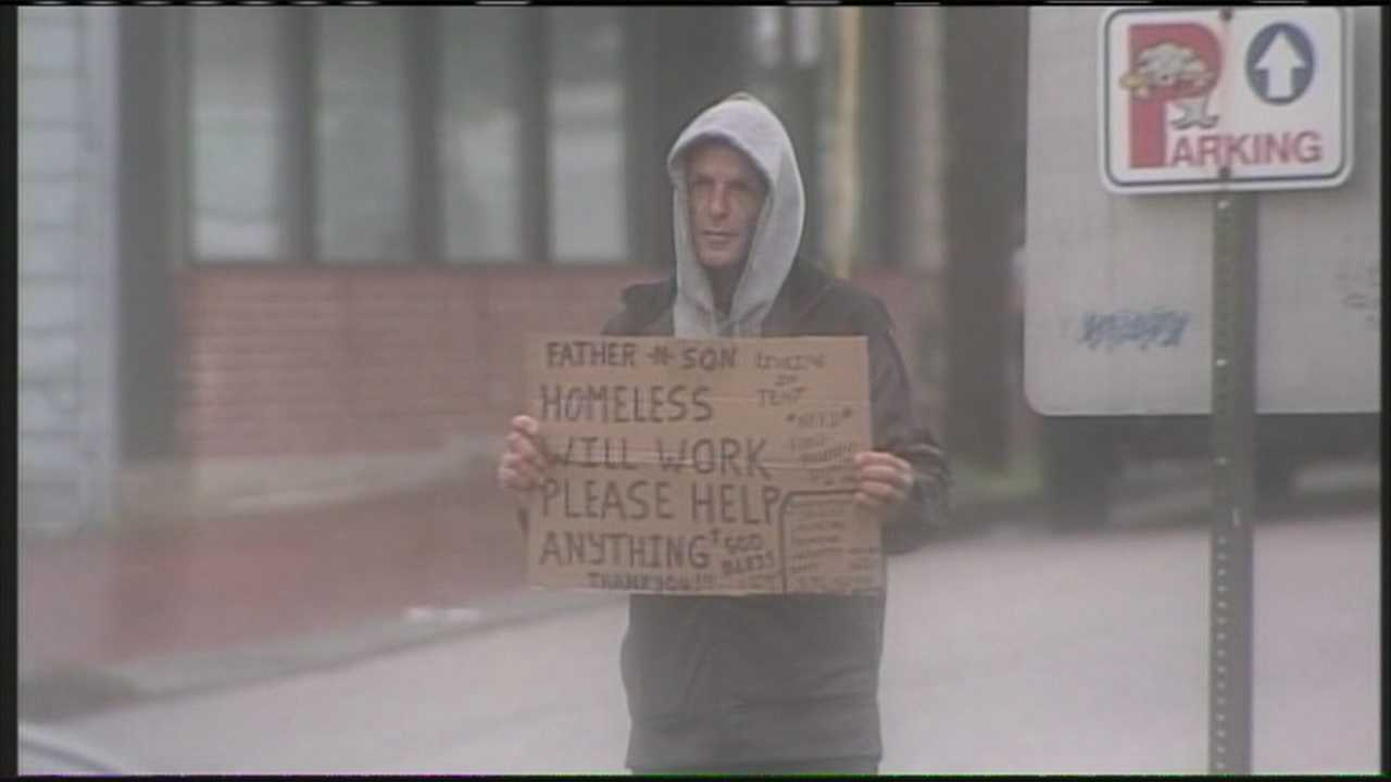 Portland police: Complaints about panhandling on the rise