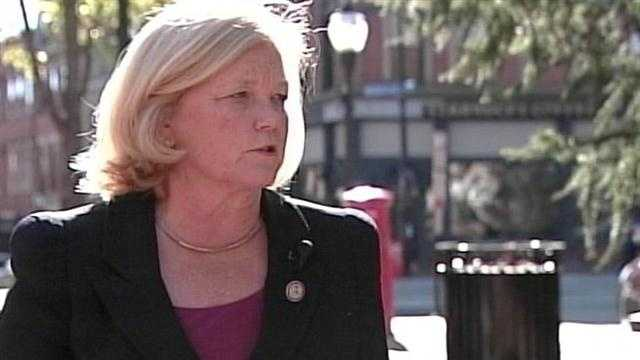 Rep. Chellie Pingree (D) has said she will not run for governor.