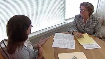 Click here to learn how to prepare for a job interview