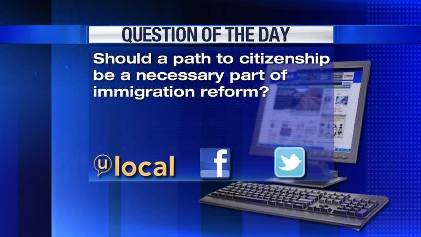 question of the day June 28, 2013