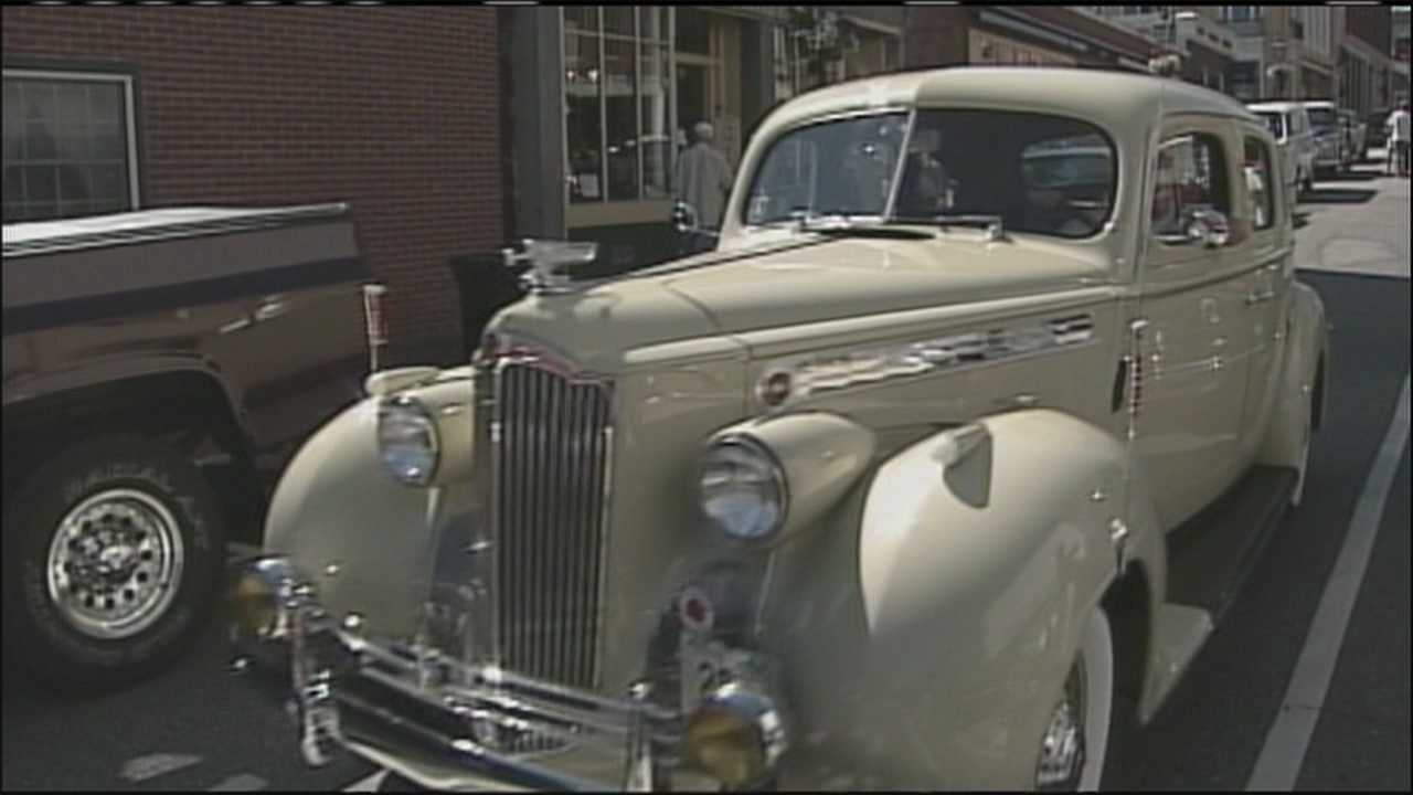 Bath Heritage Days is celebrating it's 41st year and features live music, food and plenty of fun for the whole family this weekend. WMTW News 8's Thema Ponton has a preview.