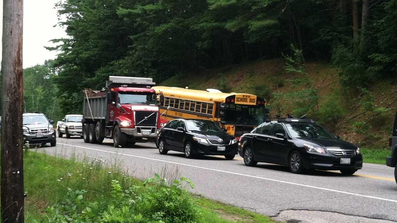 South Berwick Bus Crash