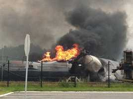 The final report into the Lac-Megantic train derailment and explosion has been released. See photos from the disaster that killed 47 people.