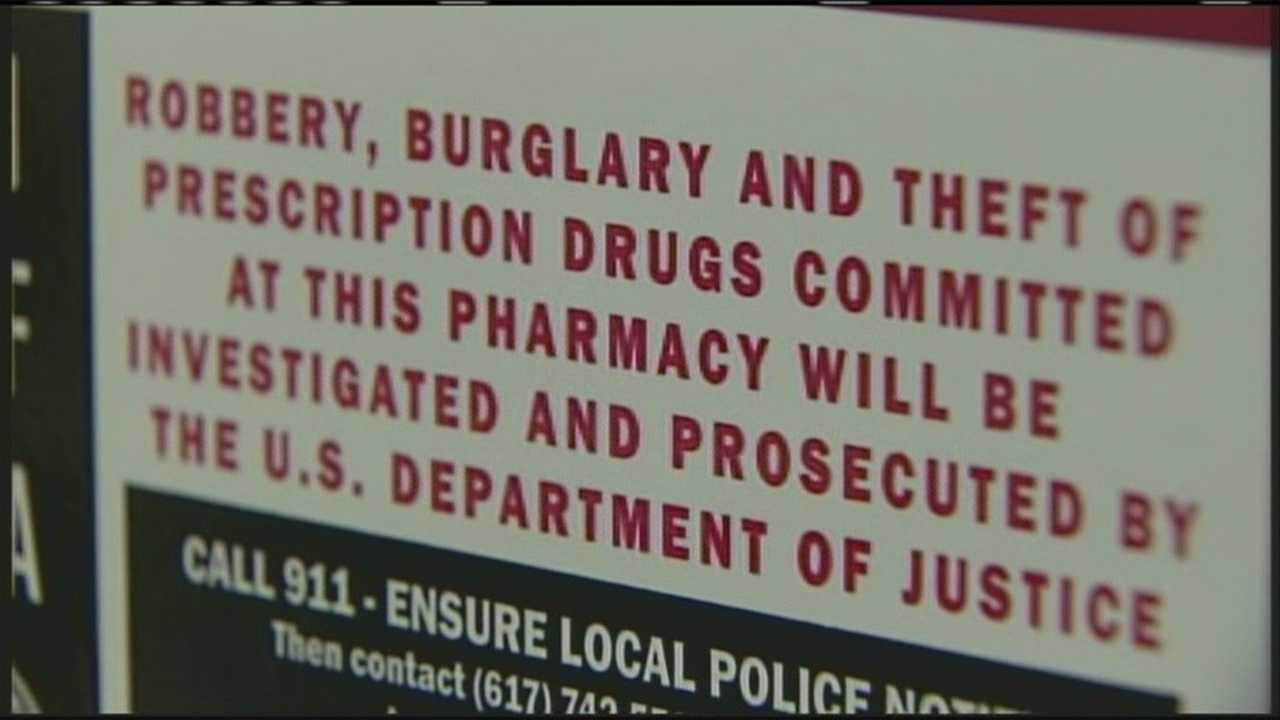 Maine law enforcement team up to stop pharmacy robberies